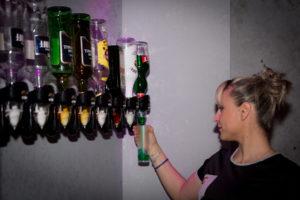 contrôle boisson, rampe alcool, électronique, zap