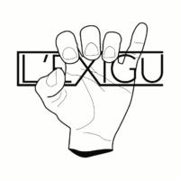 Logo discothèque l'EXIGU